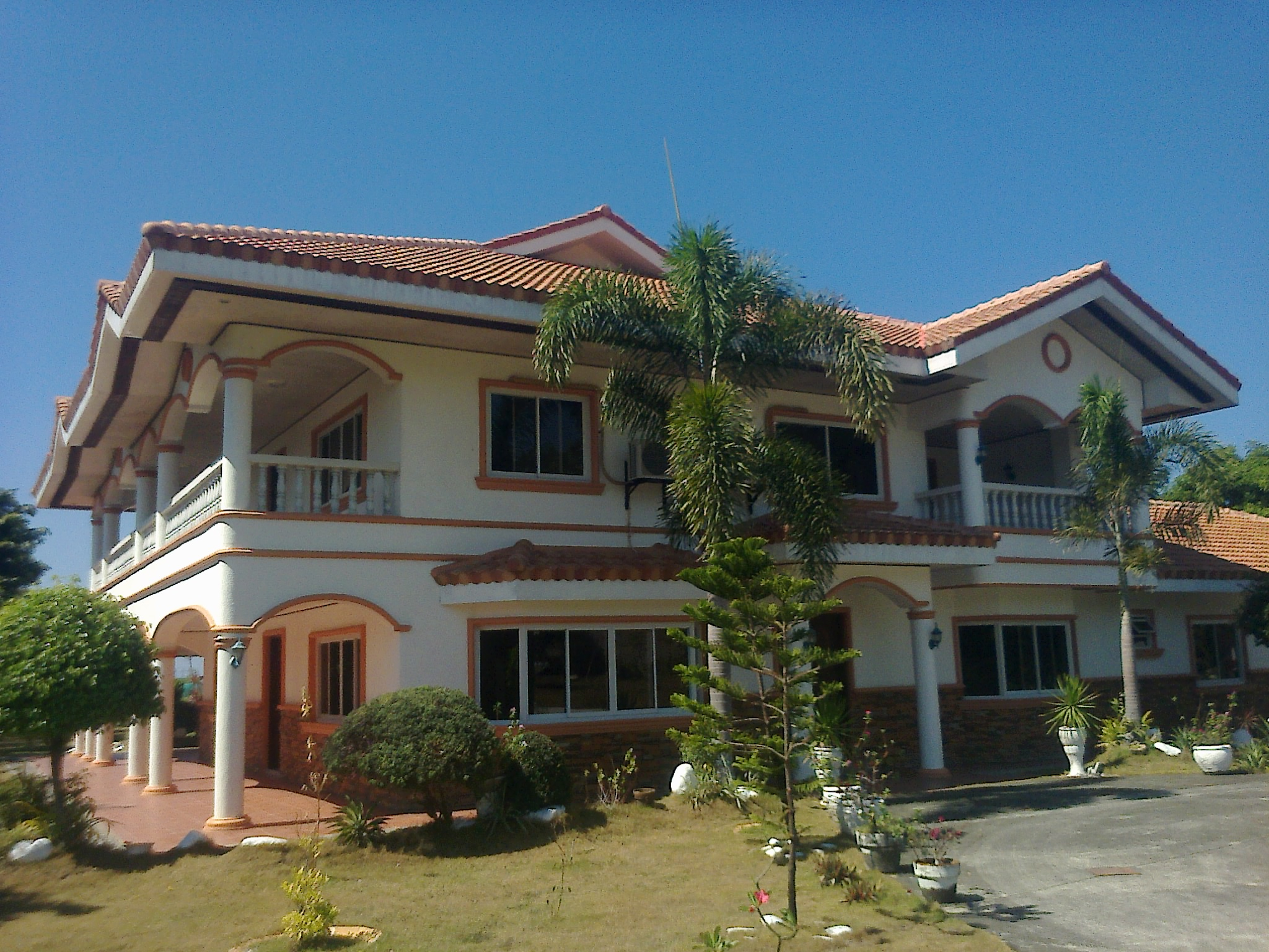 Mansion beach house and lot for sale in bacnotan la union ilocos philippines sold