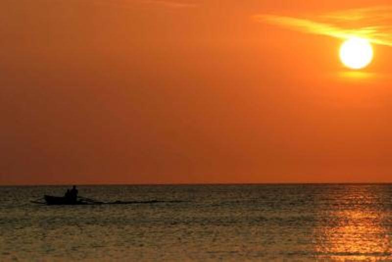 Pagudpud_Sunset