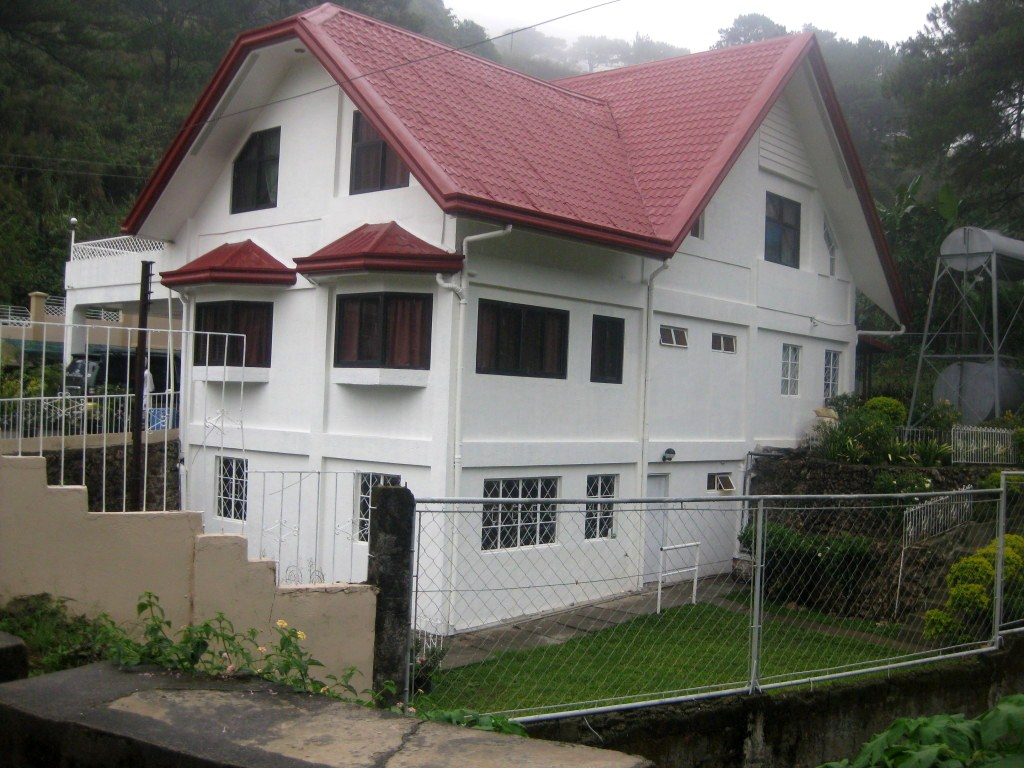 House and Lot For Sale Baguio City – Rush Sale (SOLD)
