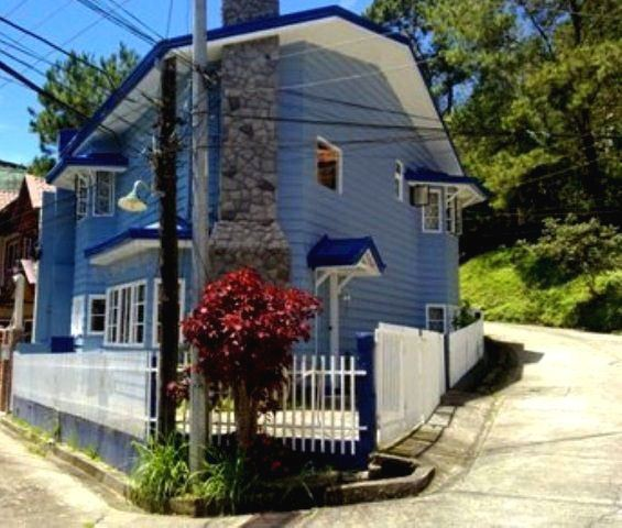 Baguio City House And Lot For Sale