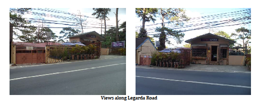 Commercial Building for Sale Baguio City – 10 Door Apartment Legarda Road