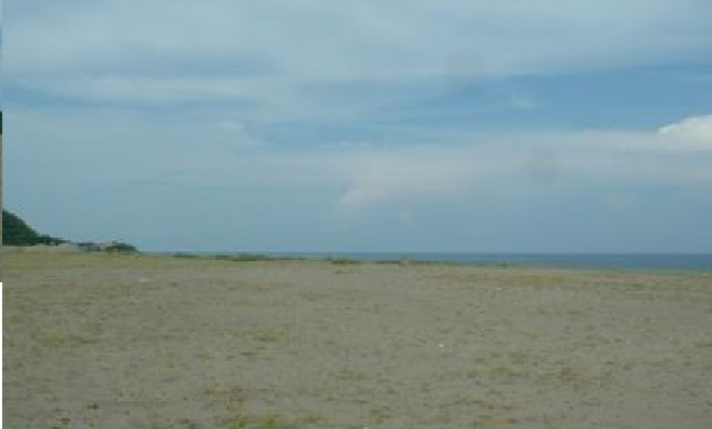 Beach lot for sale, 5.1 Hec. San Juan Ili Norte