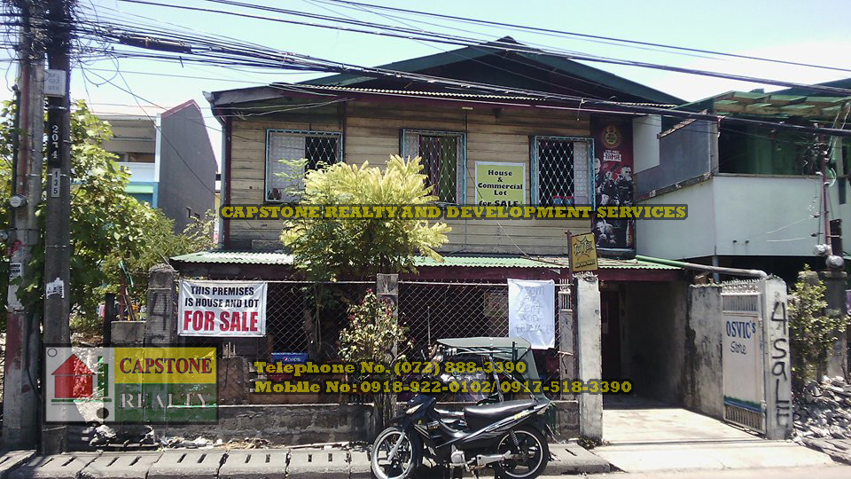 Commercial House and Lot for Sale, San Fernando City, La Union, Ilocos (SOLD)