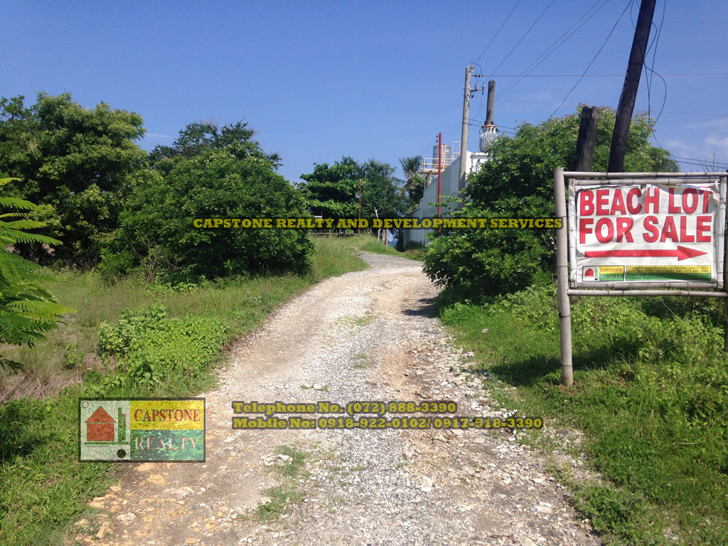 Residential Lot with an access to the Beach, San Juan La Union, Ilocos (SOLD)