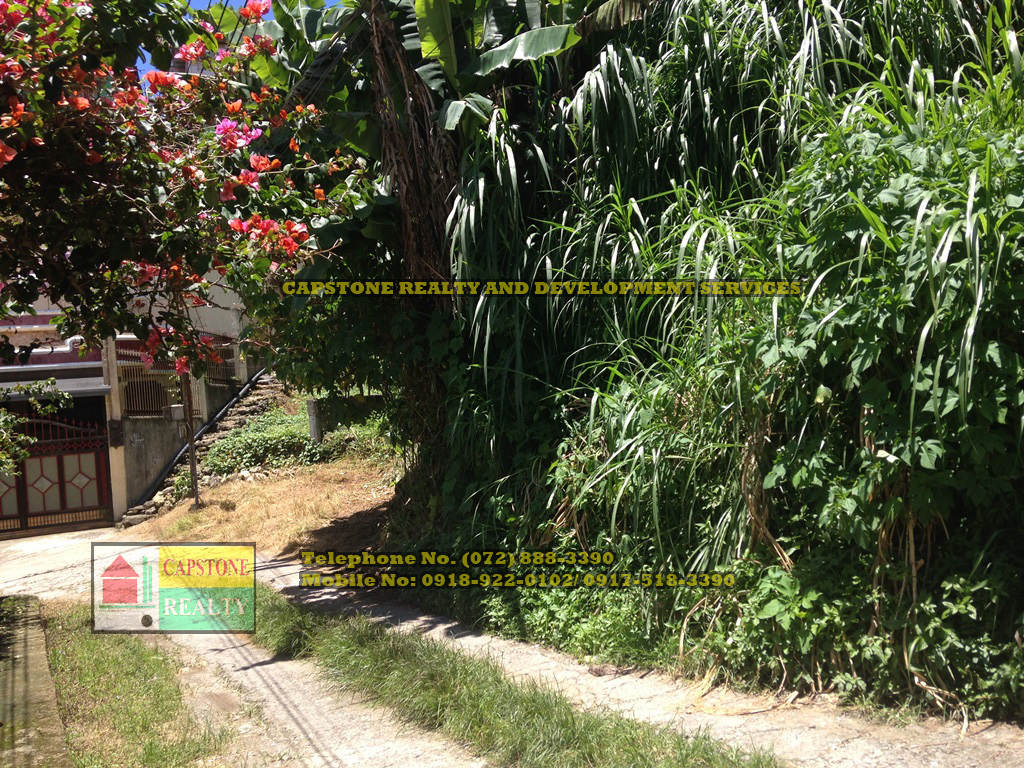 Titled Residential lot for sale, Baguio City (SOLD)