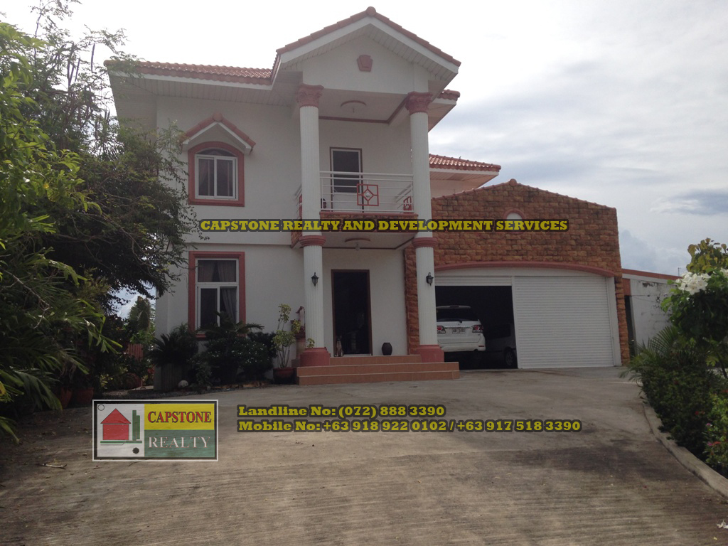 Beach Front House And Lot Property For Sale San Juan La