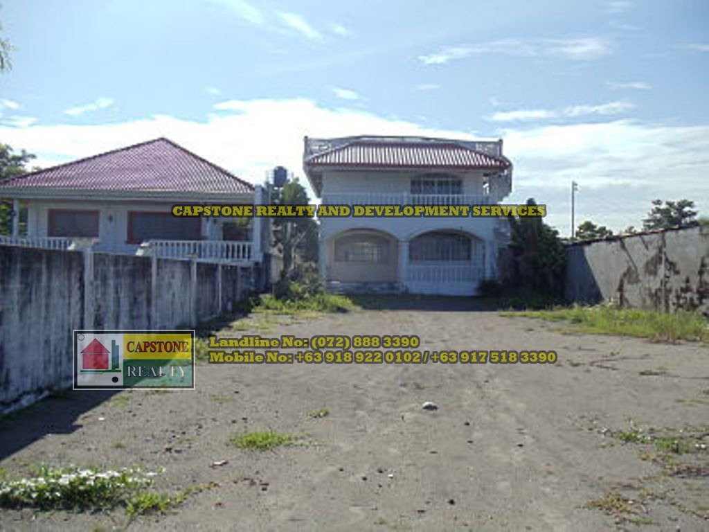 Unfinished Beach Front House and Lot for sale, San Juan, La Union, Ilocos (SOLD)