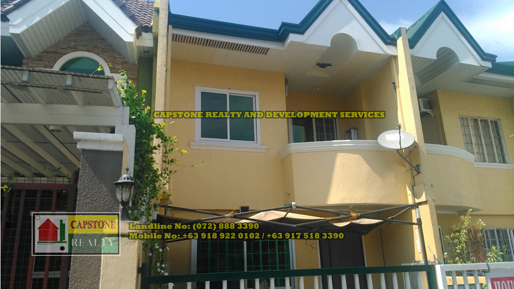 TITLED TOWNHOUSE FOR SALE IN SAN JUAN LA UNION (SOLD)