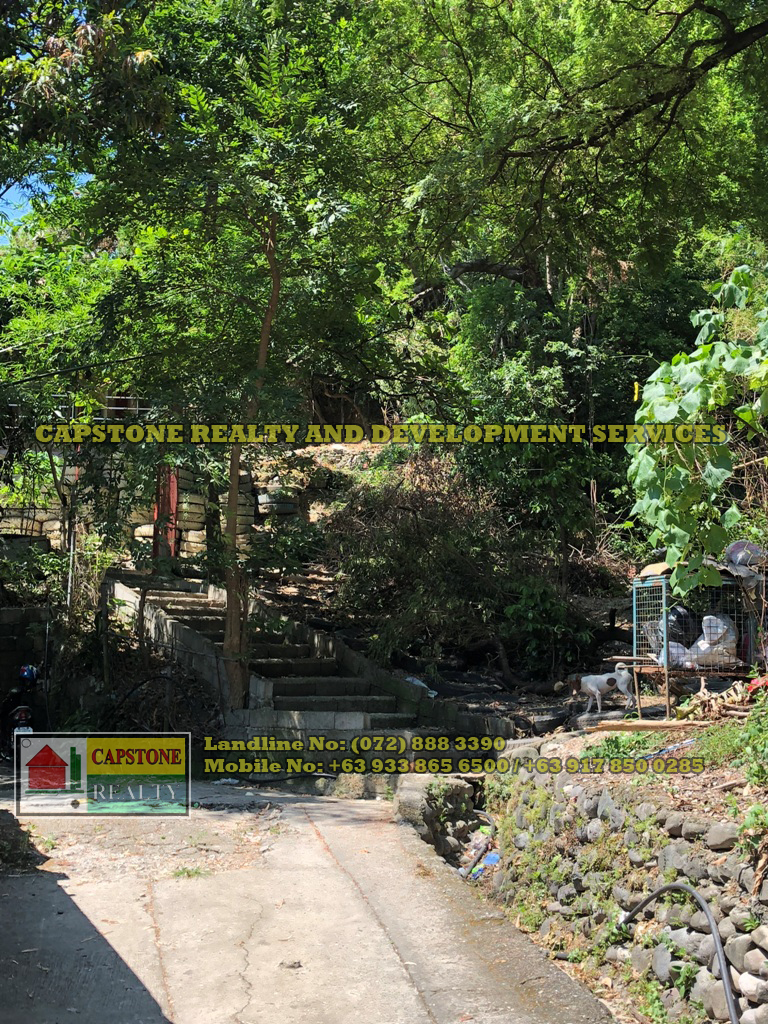 Titled Residential Lot with an overlooking view of the South China Sea