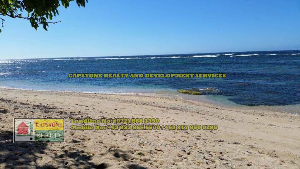 Titled Beach lot for Sale Ilocos Norte