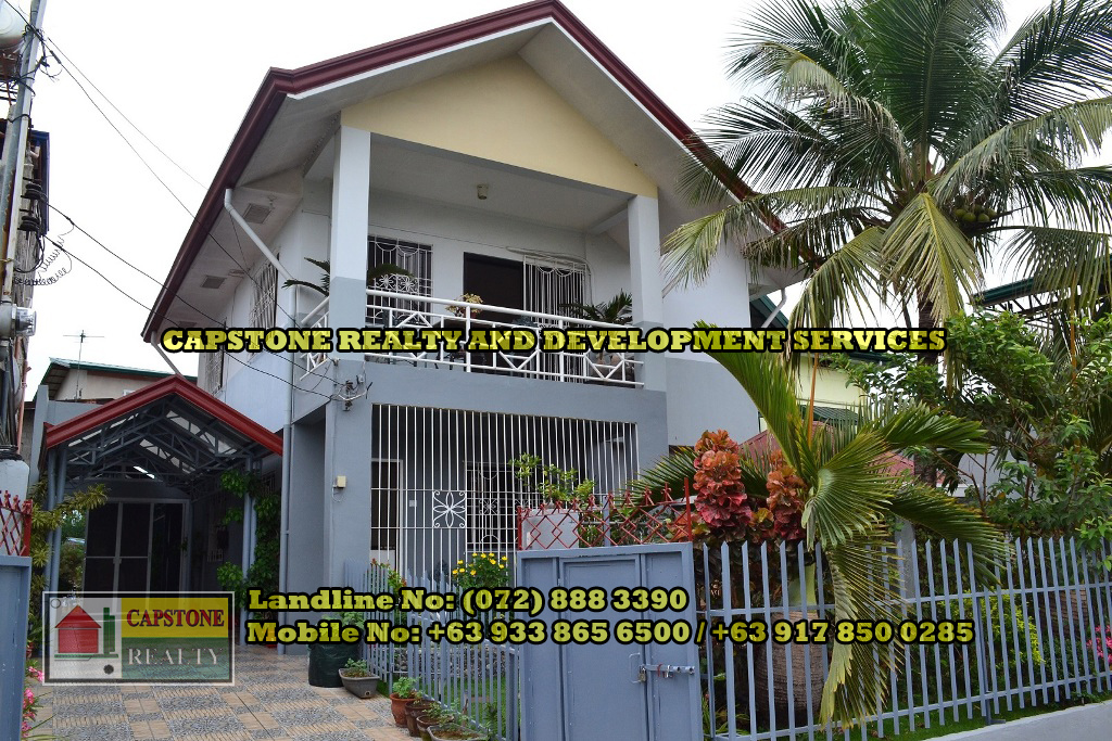 2 Storey Residential House and Lot for Sale, San Fernando City, La Union