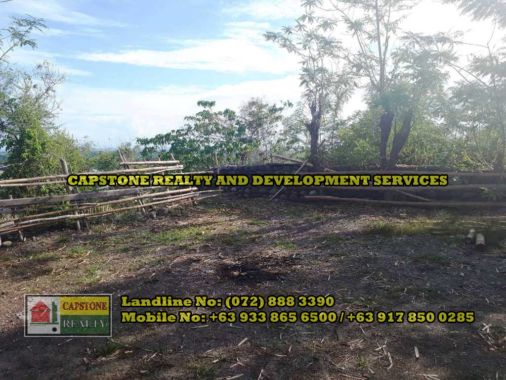 Titled Residential Lot for Sale with Scenic View