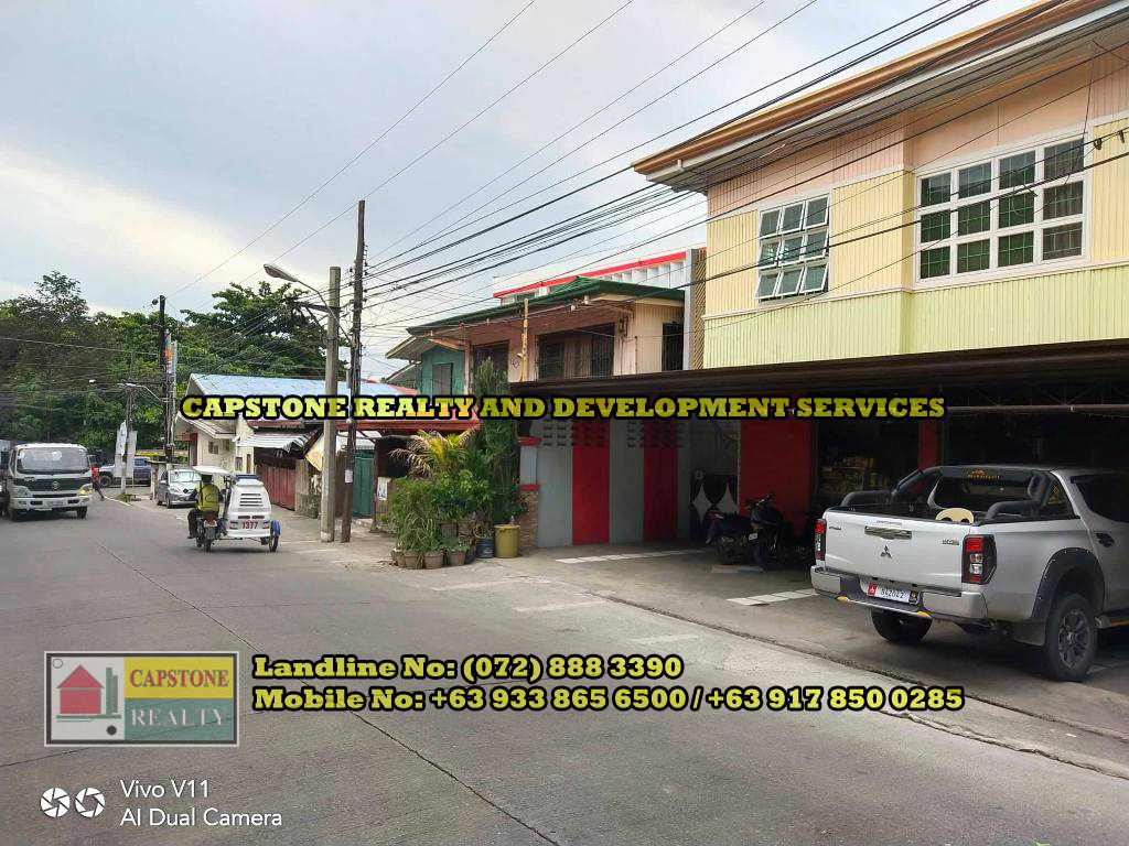 PRIME COMMERCIAL PROPERTY FOR SALE. SAN FERNANDO CITY, LA UNION