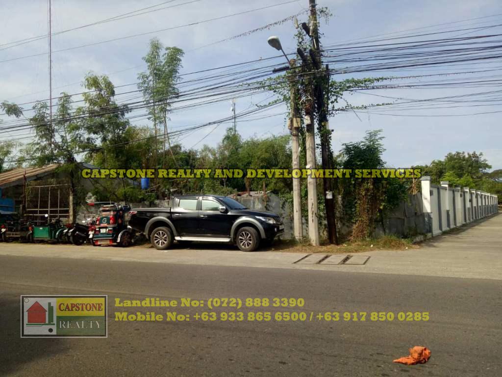Titled Commercial / Residential lot for Sale San Fernando City, La Union