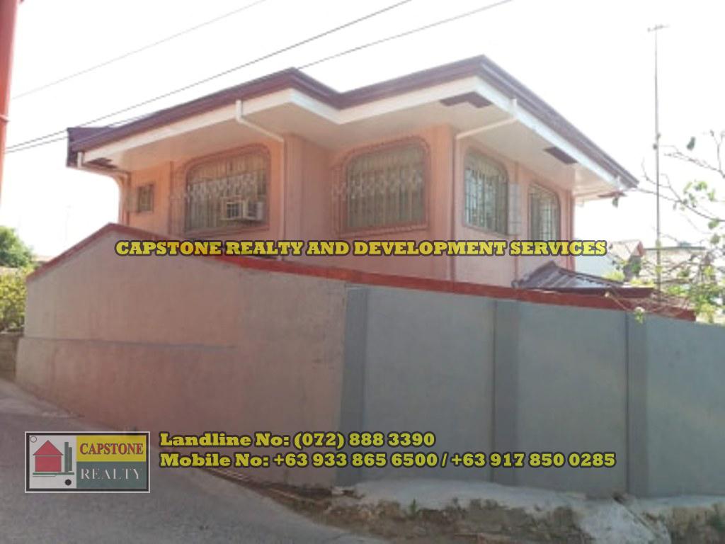 Two Storey House and lot for sale San Fernando City, La Union